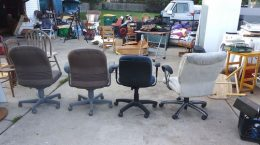 pre owned office chairs