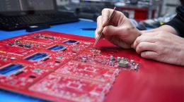 quick turn pcb fabrication
