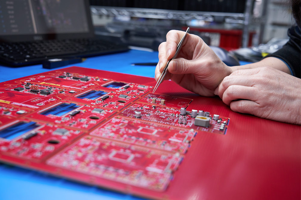 Detailed information about the quick turn PCB fabrication