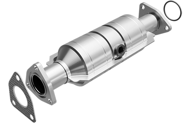 automotive catalytic converter