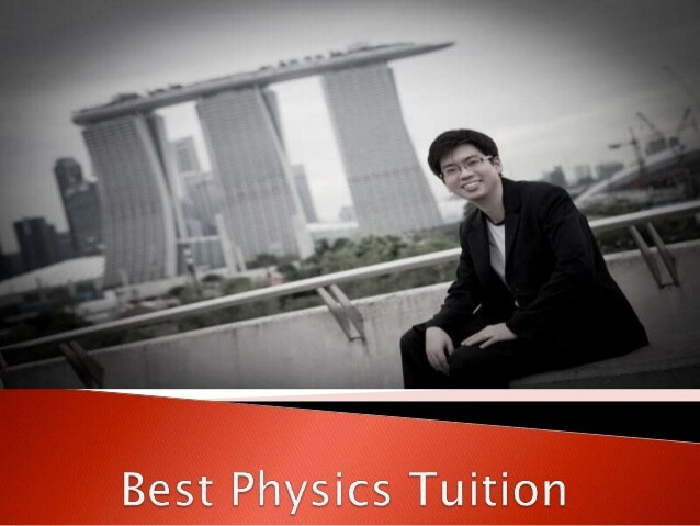 H2 Physics Tuition For Best Solutions