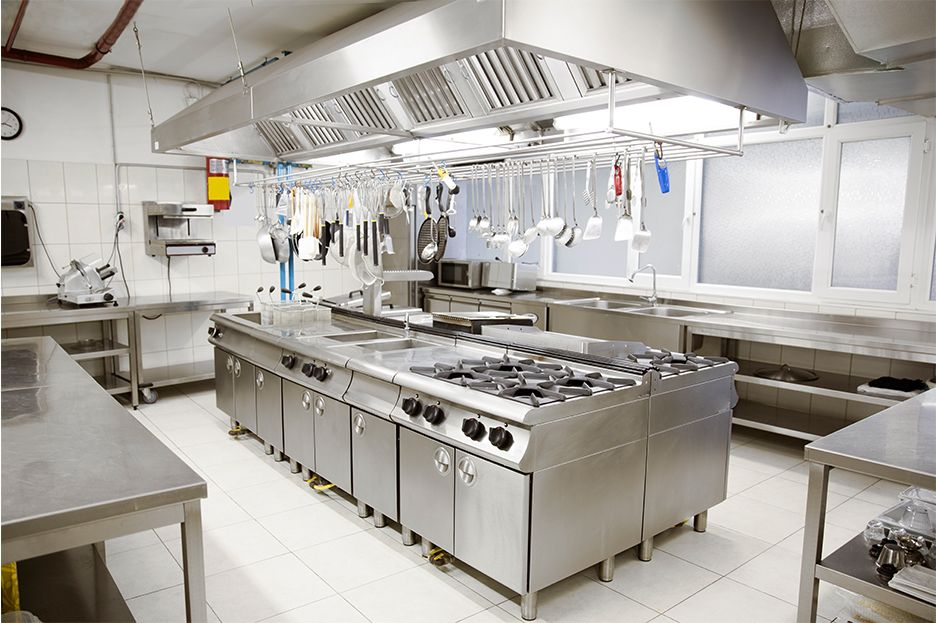 Great Considerations When Coming Up With a Commercial Kitchen Design