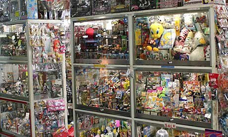 Methods to save money on anime merchandise store