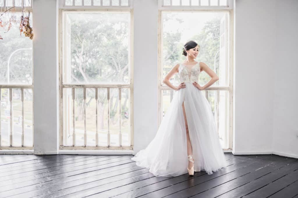 Tips for shopping for your wedding gown
