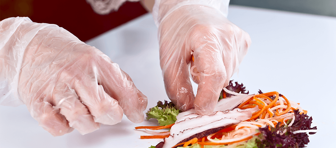 No More Contamination Of Skin With Powder Free Nitrile Gloves